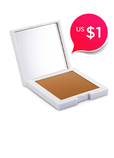 Rice & Olive Oil Compact Powder<br />- # 01 Terra<br />(For Normal to Dry Skin)